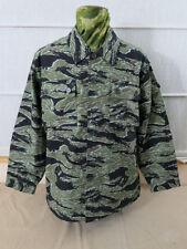 Gr. L US VIETNAM TIGER STRIPE Feldjacke Uniform Jacke Special Forces LRRP MIKE