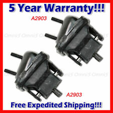 L133 Fit 98-04 Chrysler Concorde/ 99-04 300M 3.2L 3.5L Front Motor Mount Set