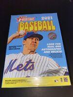 ✅⚾️🔥2021 Topps Heritage Baseball Hanger Box - New Sealed