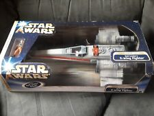 Star Wars Exclusive Saga New Hope Red Leader X-wing Fighter brand new rare