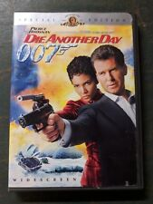 Die Another Day James Bond Movie 2003 2-Disc DVD Set Widescreen Special Edition