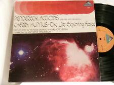 DON CHERRY Penderecki Actions Peter Brotzmann Hen Bennink Kenny Wheeler LP