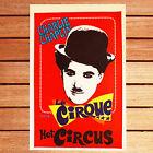CHARLIE CHAPLIN AFFICHE CINEMA 34X54 CM HET CIRCUS THE CIRCUS LE CIRQUE