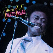 New: Taylor, Johnnie: Disco Lady  Audio Cassette