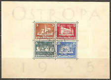 1935 Germany OSTROPA s/s perfect condition used, Scott # B68