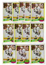 1X BRAD McCRIMMON 1980-81 OPC #354 RC Rookie NRMT O Pee Chee Lots Available