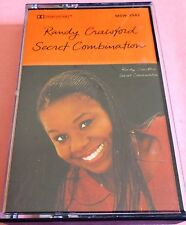 Randy Crawford Secret Combination Cassette Made in Australia M5W 3541