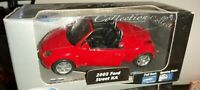 WELLY 1/36 FORD STREET KA 2003 RED NEUF EN BOITE