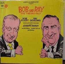 Bob and Ray the two and only 33RPM S30412  120416LLE