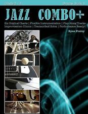 Jazz Combo+: Jazz Combo Plus, Drums Book 1 : Flexible Combo Charts Solo...