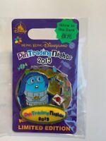 Hong Kong Disneyland Pin Trading Nights 2019 Inside Out Sadness Disney Pin LE B