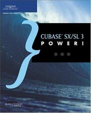 Cubase SX/SL 3 Power!-ExLibrary
