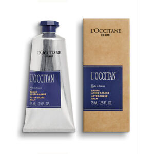 L'Occitan After-Shave Balm 75ml Enriched with Shea Butter