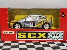SCX Renault Megane Costa Brava 83280.20 Argent #20 1.32 Entièrement neuf dans sa boîte