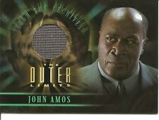 Outer Limits Sex, Cyborgs, & Science Fiction John Amos Costume Trading Card #Cc2