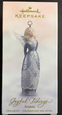 "Hallmark Ornament Joyful Tidings Angels Series ""Arianne"" 01822 NIB dated 2005"