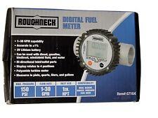 Roughneck Digital Fuel Meter Item 67164 Factory Sealed Meter