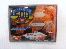 2011 Indianapolis 500 Dan Wheldon 100th Anniversary Winner Collector Pin