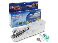 Portable Handy Stitch Battery Power Handheld Sewing Machine