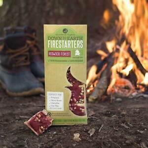 Northern Lights E1 Camping Travel Firecrackers Firestarter - Redwood Forest