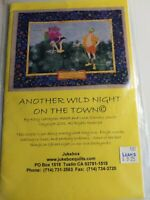 Jukebox Quilts Pattern another wild night on the town by Kelly Gallagher 2001