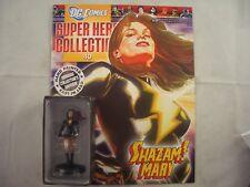 Eaglemoss DC Figurine Collection Shazam Mary with Magazine # 40