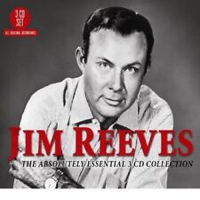 CD de musique country Jim Reeves