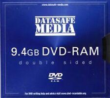 Datasafe Ram DVD-RAM 9.4 Rewritable Double Sided in caddy