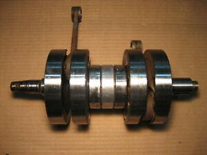 2R9-11400-00-00 CRANKSHAFT ASSEMBLY,  '78 Yamaha RD400E, used