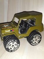 Buddy L Corp ~ US Army Jeep ~ Made in Japan 1980 Vintage Toy