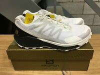 Salomon GENUINE Wmn Running S/Lab Sense Ride 3 LTD Edition White/  7us