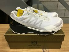 Salomon Wmn Running S/Lab Sense Ride 3 LTD Edition White/Black/White  7us