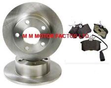 FORD GALAXY MK1 MK2 (01-06)1.9 TDi 2.3 REAR BRAKE DISCS AND BRAKE PADS SET