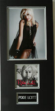 PIXIE LOTT Signed 23x11 Photo Display MAMA DO & CRY ME OUT COA