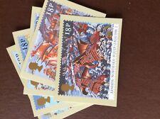 f1g postcards x 5 royal mail the spanish armada 1988