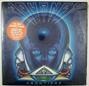 JOURNEY Frontiers LP 1983 CLASSIC ROCK NM- NM-