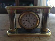 VIntage Movt Clock Quartz Roman Numerals  Vintage Japan Clock Wedding Present