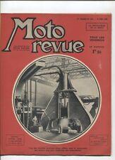 Moto Revue N°847 ; 2 juin 1939  : PEUGEOT vélomoteur 100 cmc et 175 cmc