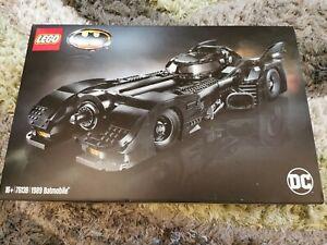 LEGO 76139 DC Comics Super Heroes Batman 1989 Batmobile brand new