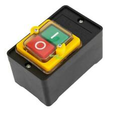 On Off Io Start Stop Waterproof Push Button Pushbutton Switch 10a 380vac Power
