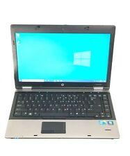 """HP ProBook 6440b 6450b 14"""" Core i5 520M 4GB RAM 128GB SSD Win 10 Pro"""