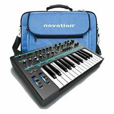 Novation Bass Station II 25-Key Monophonic Analog Synthesizer - Black