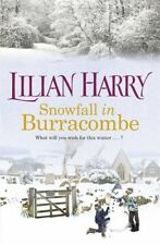 Snowfall in Burracombe (Christmas Fiction)-Lilian Harry