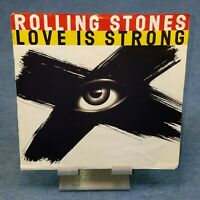"""Rolling Stones (Love Is Strong,The Storm.) 7""""Vinyl. Old Stock Never Played!!!!"""