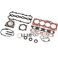 Engine Gasket Oil Seals Kit For VW GLI GTI R Passat AUDI A3 A4 2.0 TFSI BPY BPG