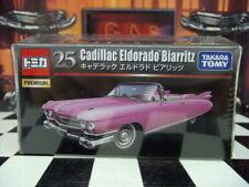 TOMICA PREMIUM #25 CADILLAC ELDORADO BIARRITZ 1/75 SCALE NEW IN BOX