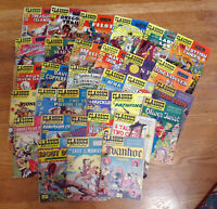 Classics Illustrated U-PICK - Your choice - FN - NM early line drawn editions