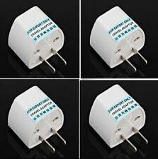 EU Europe Euro UK to US AC Travel Charger Power Adapter Converter Wall Plug Hot