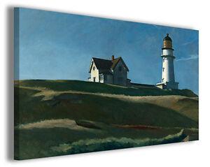 Quadro moderno Hopper Edward vol II stampa su tela canvas pittori famosi