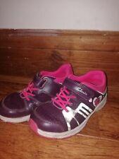 Chicas Clarks Zapatillas Zapatos 11g